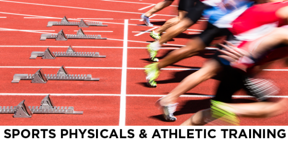 Sports Physicals And Athletic Training